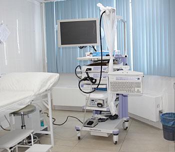 Гастроскопия желудка в Химках