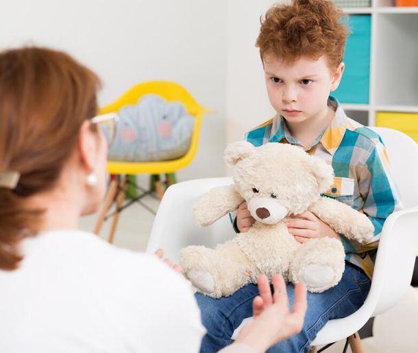 Детский психолог в Химках
