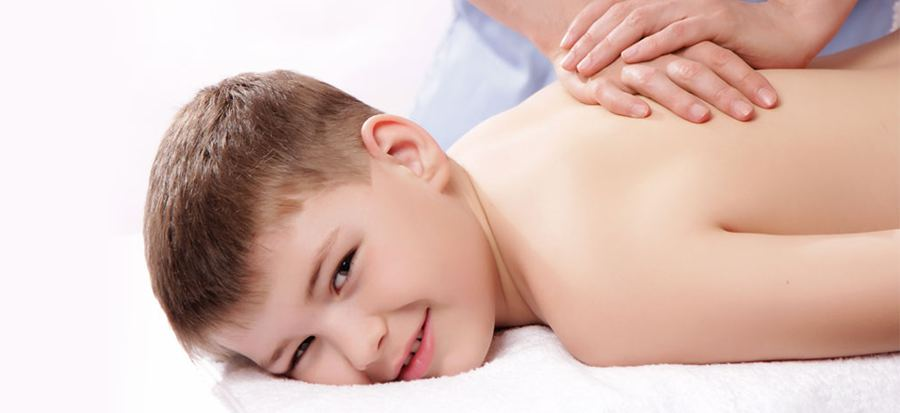 Детский массаж от 7 лет