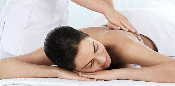 Общий лечебный массаж