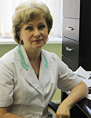 Врач педиатр, Неонатолог Курочкина Ольга Владимировна